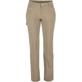 Marmot Lainey - Pantalon long Femme - beige